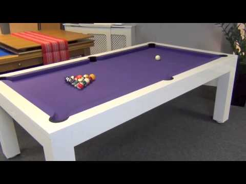 Montfort Lewis Pool Dining Table