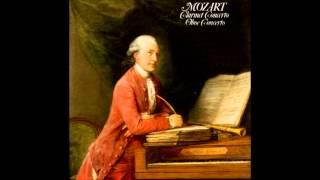 Mozart - Clarinet Concerto, Oboe Concerto