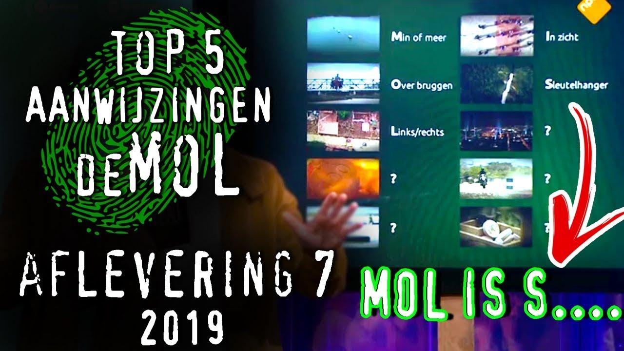 De Leader Verklapt Straks De Mol!????  - Wie Is De Mol 2019 Aflevering 7 WIDM