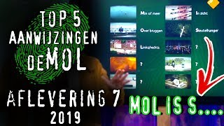 De Leader Verklapt Straks De Mol!😱  - Wie Is De Mol 2019 Aflevering 7 WIDM