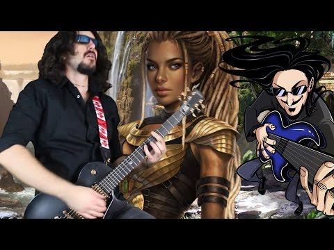 """Killer Instinct - Maya Theme """"Epic Rock"""" Cover (Little V)"""