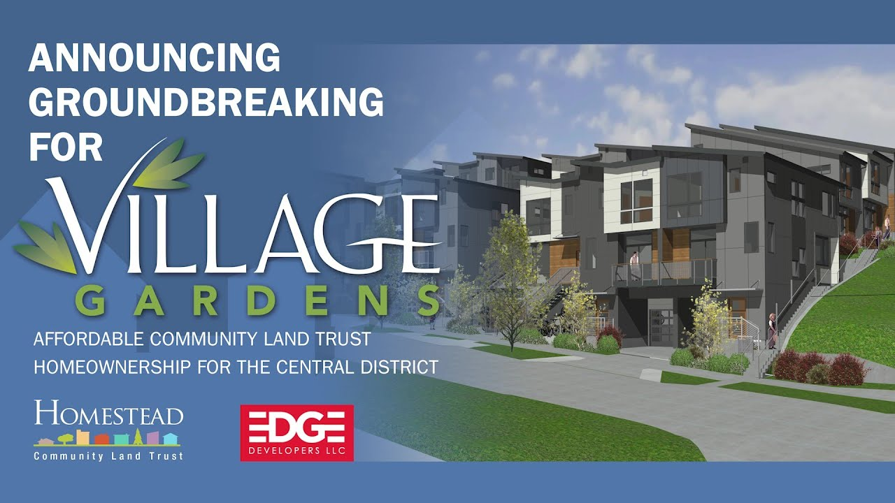 Construction Begins at Village Gardens