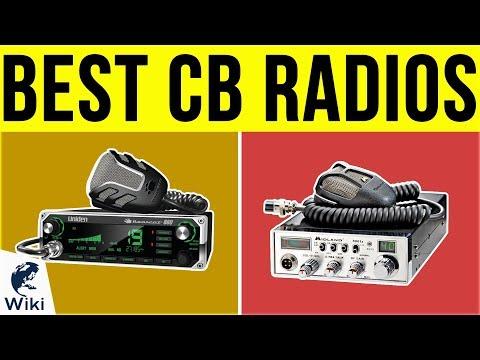 7 Best CB Radios 2019