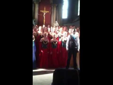 Jeugland Girls and Boys Choir of South Africa