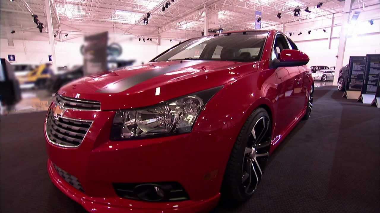 Chevy 2011 chevy cruze specs : 2011 Chevrolet Cruze Z-Spec - SEMA - YouTube