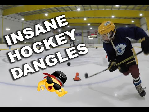INSANE HOCKEY DANGLES