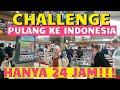 ALASAN SUAMI SURUH PULANG KE INDONESIA...