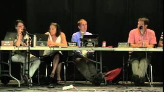 Burlington School Board: June 10, 2014