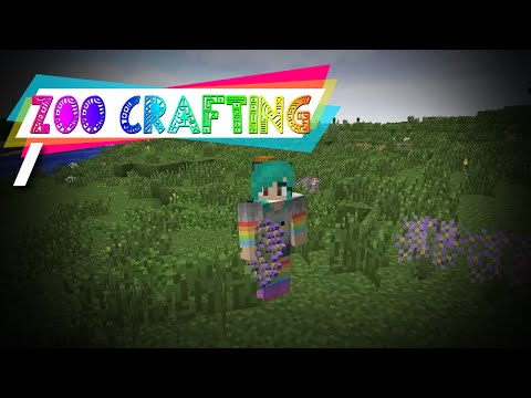 Wyntr Loves| Zoo Crafting |1| Server Tour