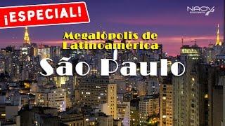 Megalópolis de Latinoamérica: São Paulo