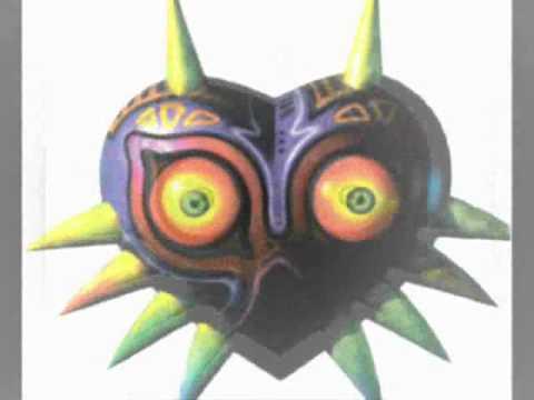Legend of Zelda: Saria's Song vs. Song of Healing reversed