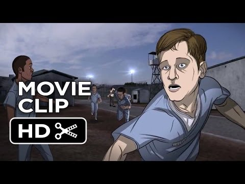 LA Film Festival (2014) - The Life And Mind Of Mark DeFriest CLIP - Animated Documentary HD