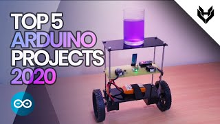 Top 5 Arduino Projects 2020 | Mind Blowing Arduino School Projects | Viral Hattrix