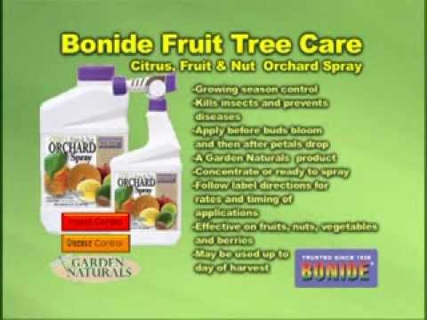 Bonide Fruit Tree Spray Aubuchon Hardware
