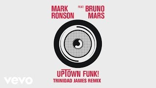Mark Ronson Uptown Funk Trinidad James Remix Audio.mp3