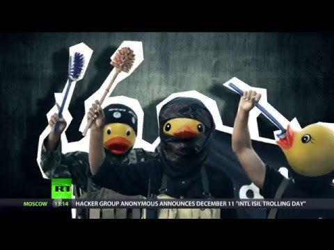 #Daeshbags: Anonymous launches ISIS trolling day