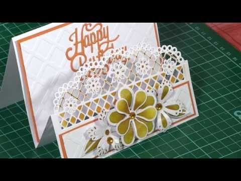 Thumbnail: Die'sire Edge'ables - Making a Stepper Card | Hobbycraft