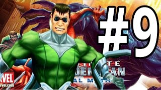 Ultimate Spider-Man: Total Mayhem | iPhone | Gameplay Walkthrough Part 9: Doctor Octopus