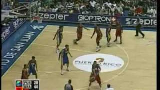 Carlos Arroyo Puerto Rico Highlights & Mix FIBA World Championship Americas 2009