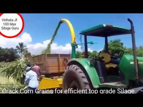 Chaff cutter Machine - Silage Guru Vidhata 120 call 9997408448