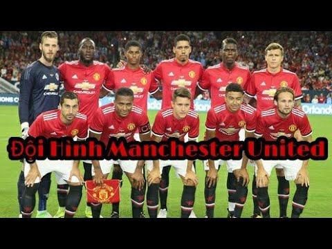 tải dream league soccer 2018 hack full 100 - Hướng Dẫn Có Đội Hình Manchester United 2018 Hack- Dream League Soccer 2018 Cầu Thủ Full 100