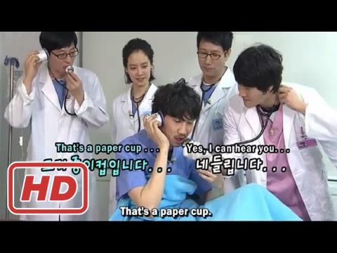 [RM 38] Lee Kwang Soo Receives Medical Treatment From RM Members