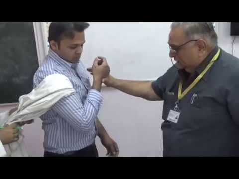 Injuries around elbow..by Prof. G.K SINGH Sir, head of dept. of orthopaedics, KGMU, Lucknow