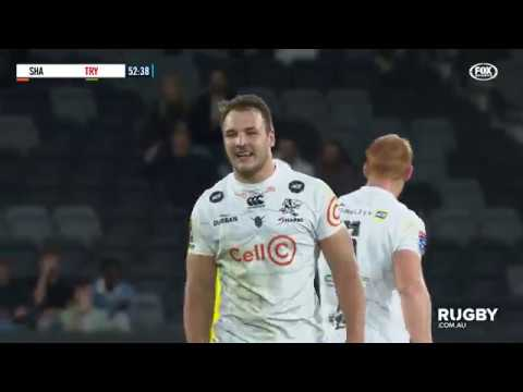 Super Rugby 2019 Round 11: Waratahs vs Sharks