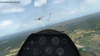 X Plane 11 (release 11.11)  ASK21 glider variometer problem is now fixed