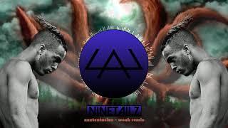 XXXTENTACION - whoa (mind in awe) NINETAILZ remix