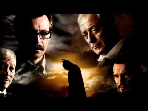 Batman - Gunpowder and gasoline