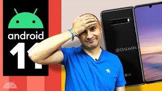 Android 11 llega antes de lo esperado