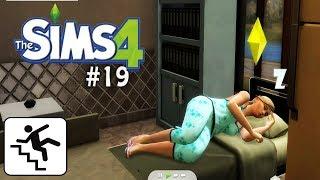 подвал и комната для прислуги  The Sims 4 Прохождение #19