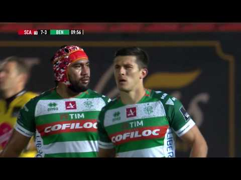 6° Guinness PRO14 19/20: Scarlets 20 Benetton Rugby 17