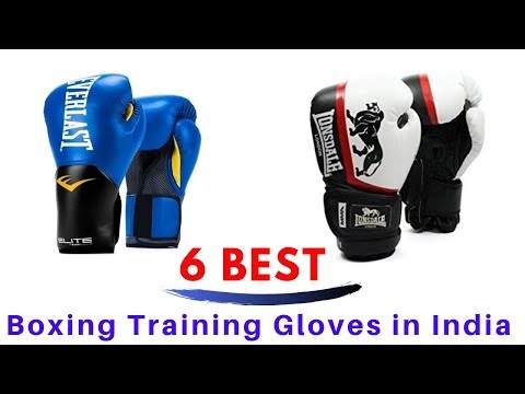 Top 8 Best Boxing Gloves in India 2020 Updated List
