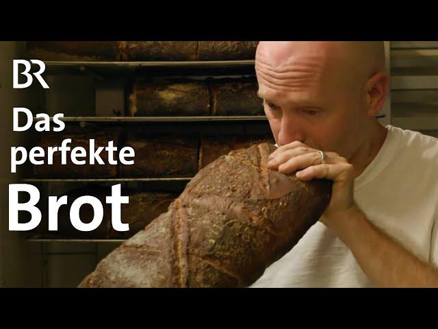 Brot: Grundnahrungsmittel, Lifestyleprodukt oder Massenware? | Ernährung | Capriccio | BR