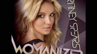 Britney Spears - Womanizer (Ozma bootleg )