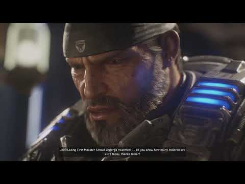 Gears Of War 5 Campaign Episode 2