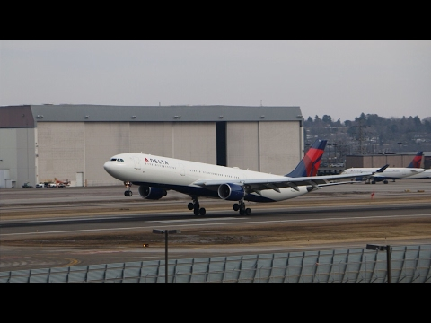 Plane Spotting at Minneapolis International Airport MSP