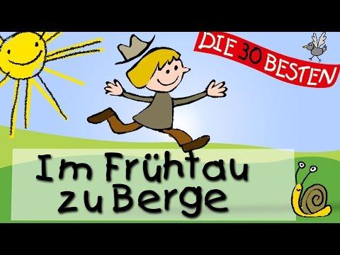 Im Frühtau zu Berge - Die besten Oster- und Frühlingslieder || Kinderlieder