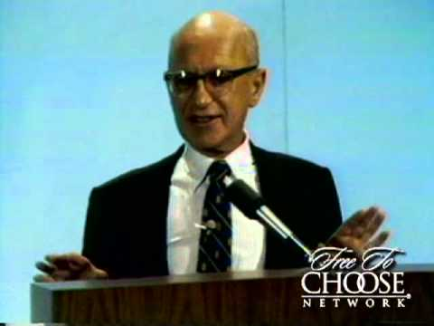 Milton Friedman Speaks – Free Trade: Producer vs. Consumer