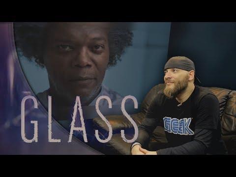 Glass - Official Trailer REACTION