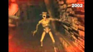 Repeat youtube video The Elder Scrolls (1994-2011)