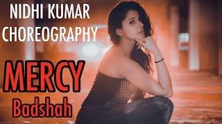 Mercy | Badshah - Dance Choreography & Tutorial | Nidhi Kumar #DanceLikeAPro