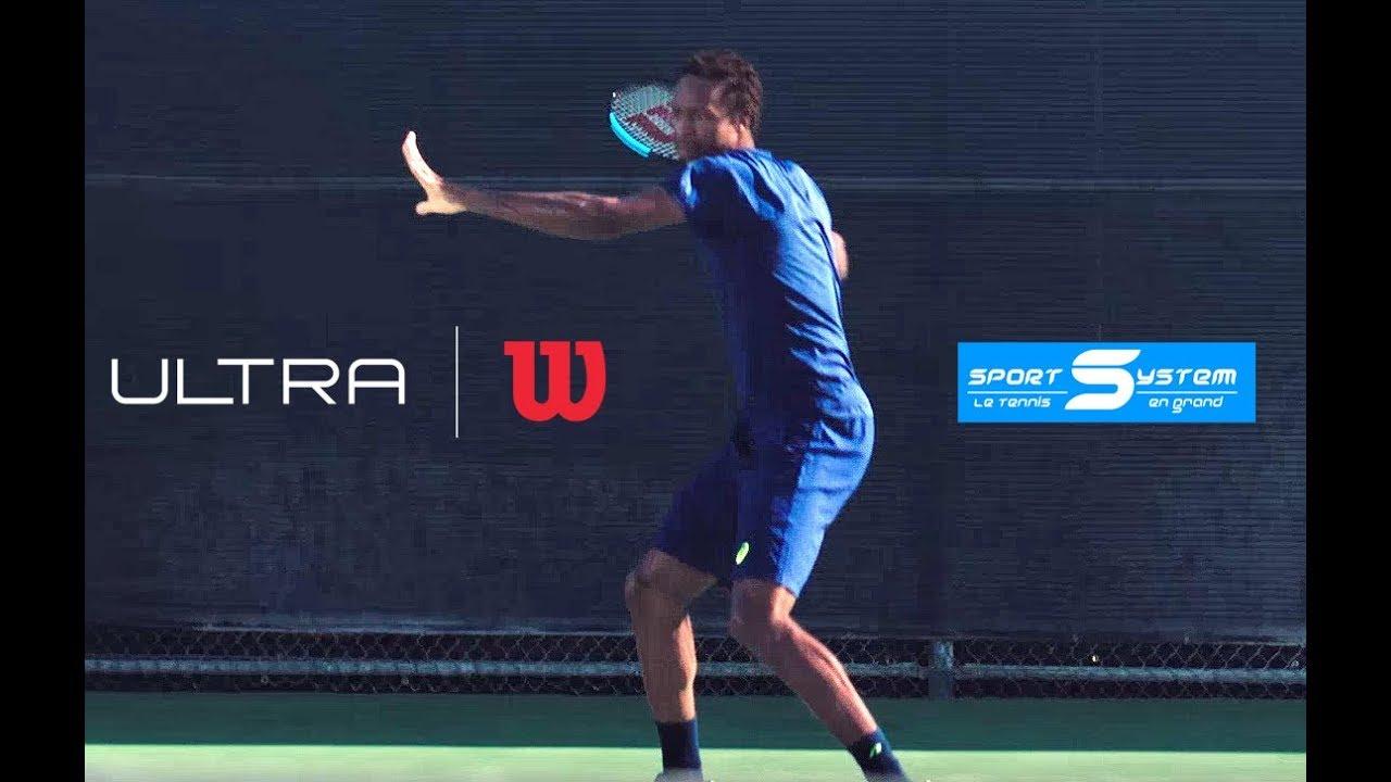 100 Wilson De Ultra Cv Tennis Raquette iuZPkX