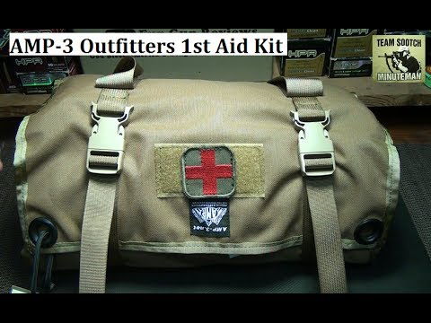 AMP 3 Outfitter First Aid Kit