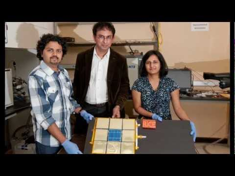 Rice researchers invent paintable battery