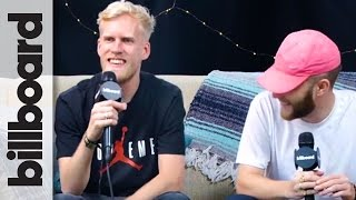 Snakehips on Their Collab With Zayn Malik & The Origin of Their Name | Lollapalooza 2016