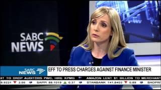 Dali Mpofu on EFF charges against Gigaba, Transnet tender