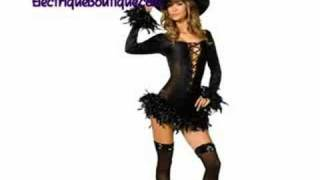 Sexy Halloween Costumes of 2008 from ElectriqueBoutique.com